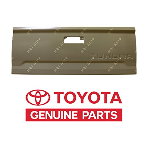 MBI AUTO - Painted to Match, Steel OEM Factory Tailgate Shell for 2014 2015 2016 2017 Toyota Tundra Pickup 14 15 16 17, 657000C090