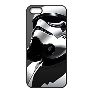 GKCB Silver Robot Hot Seller Stylish Hard Case For Iphone 5s