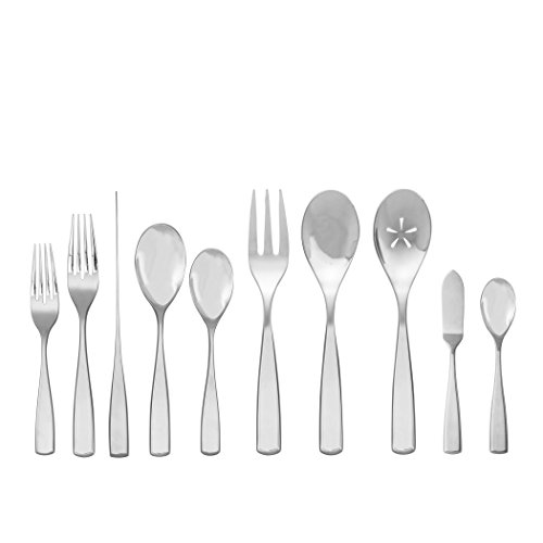 Nambè Anna Flatware 45 Pc Set