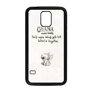 Lilo & Stitch Design Plastic Custom Case Design Cases For Case Samsung Galaxy S4 I9500 Cover -NY005