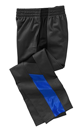 Athletic Works Boys' Tricot Active Pants (Large (10-12), Greystone)