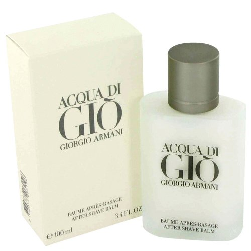 ACQUA DI GIO by Giorgio Armani After Shave Balm 3.4 oz / 100 ml for (Acqua Di Gio 100 Ml)