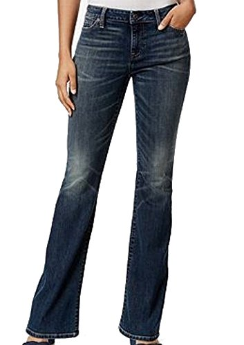 Blue 2 Flare Jeans - 9