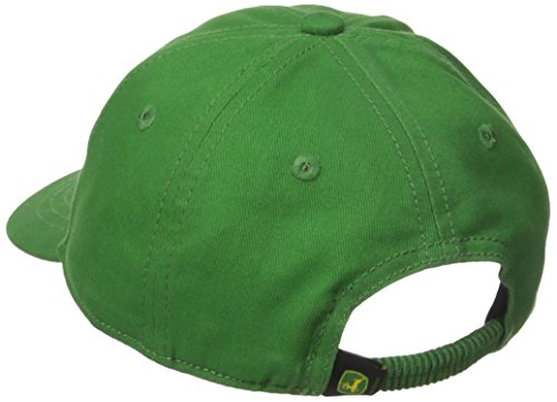 John Deere Toddler Boys' Trademark Baseball Cap, Green, One Size
