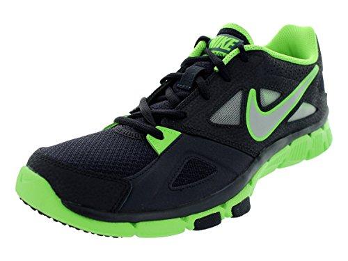 NIKE Men's Supreme TR 2 Blprnt/Mtlc Pltnm/Flsh Lm/Armr Training Shoes 8.5 Men US