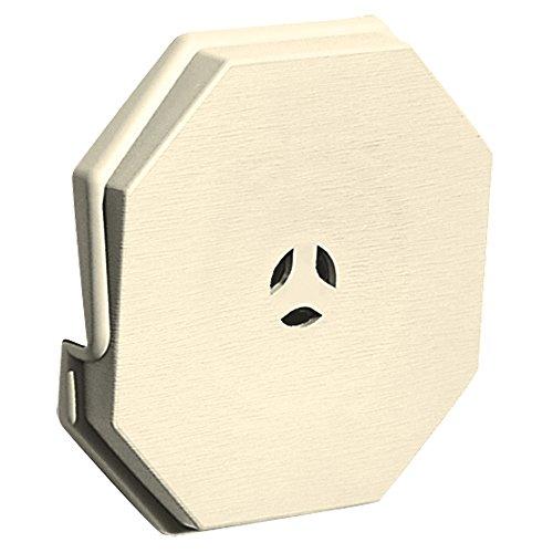 Builders Edge 130110006020 Surface Block, Heritage Cream