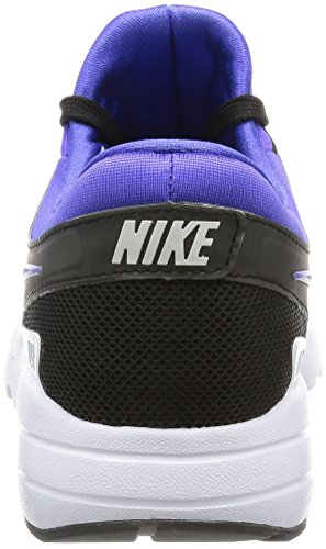Heren Nike Air Max Nul Qs Hardloopschoen Black / White Persian Violet