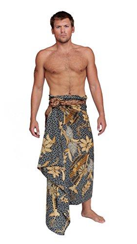 1 World Sarongs Mens Womens Traditional Indonesian