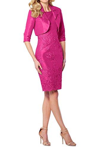 Topkleider - Vestido - Estuche - para mujer rosa 60