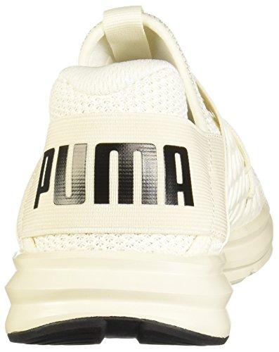 Puma Mannen Enzo Nf Sneaker Whisper White-puma Zwart