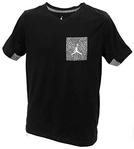 Jordan Jumpman Big Boys Short Sleeve Graphic Pocket T-Shirt