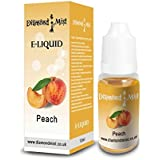Diamond Mist 10 ml Peach E-Liquid