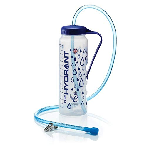Maddak Plastic Hydrant Water Bottle, 1-Liter (745820000)