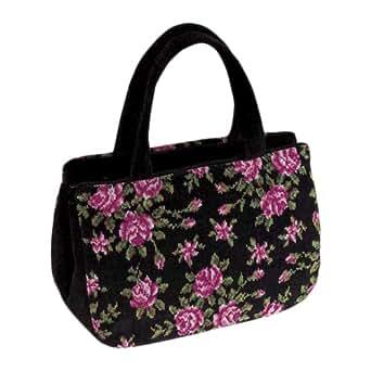 Feiler Cotton Bag For Women,Multi Color - Tote Bags