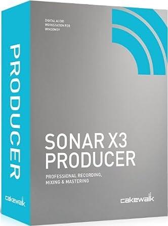 cakewalk sonar x3 producer download