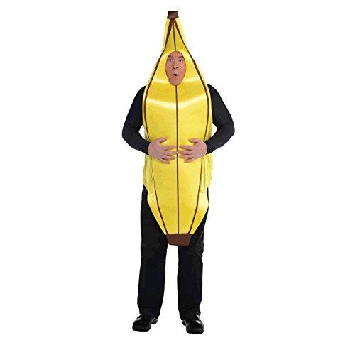 Amscan Goin' Bananas - Plus XXL (48-52)