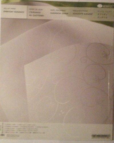 DISCONTINUED Everyday Elegance Vellum Paper Pack