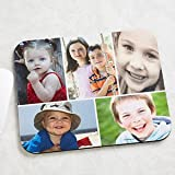 Personalized Photo Montage Horizontal Mouse Pad