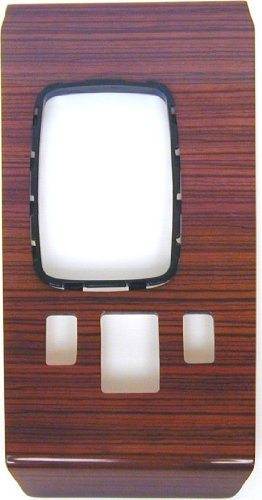 URO Parts WK-107ZC-3 Zebrano Wood Shift Console for sale  Delivered anywhere in USA