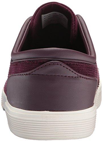 Sneaker Lauren Canvas Polo Corduroy Ralph Low Men's Faxon Red qO0FU