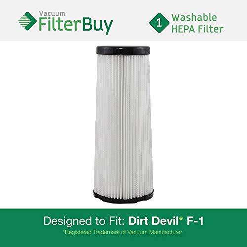 dirt devil featherlight vacuum - 4