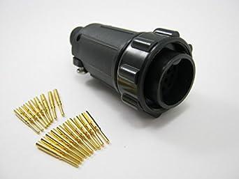 conxall 13280 18pg 331 maxi con x plastic connector. Black Bedroom Furniture Sets. Home Design Ideas