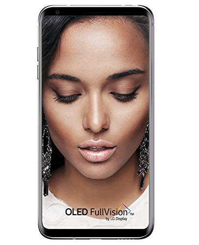 LG V30+ B&O Edition (Silver, 4GB RAM, 128GB Storage)