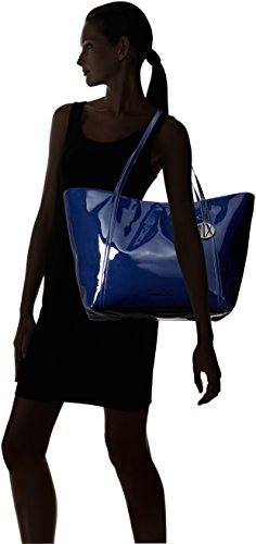 Bag Exchange Large 9422680 8p245 Armani Main Blue Shoulder Paint Women's Color qZRfE