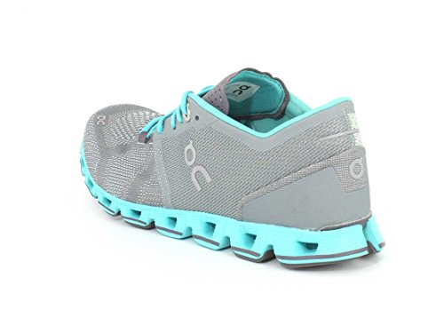 ON 39 Damen Laufschuhe grau grau 39 ON Laufschuhe ON Damen q7HwSt