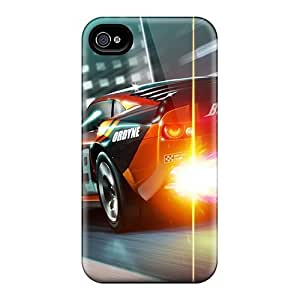 Hard Plastic Case For Iphone 6 4.7 Inch Cover Back Covers,hot Ridge Racer 3d Cases At Perfect Customized Black Friday