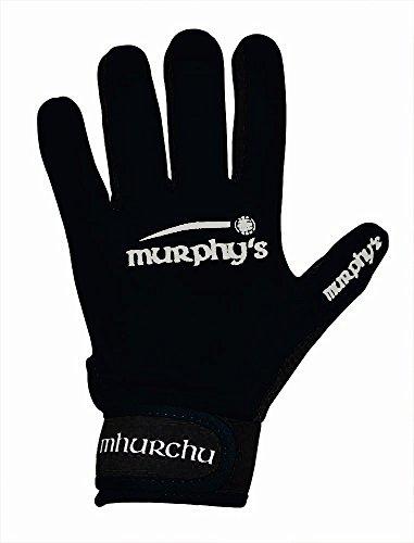 Murphy's Gaelic Gloves - Adult - Black - from Murphy's