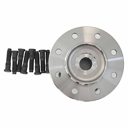 DRIVESTAR 515070x2 Pair:2 Front Left & Right Wheel Hub & Bearings for 94-99 Dodge Ram 3500 2WD 4WD by DRIVESTAR (Image #3)