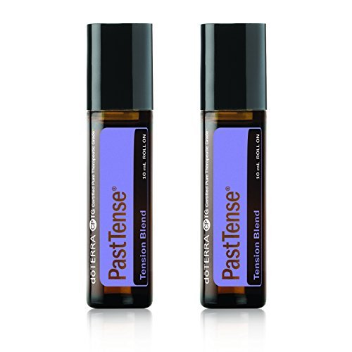 doTERRA PastTense Essential Oil Tension Blend Roll On 10 ml (2 pack)