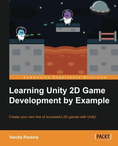 unity 2d programming - 9