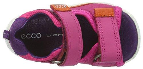 ECCO Lite Infants Sandal, Botines de Senderismo para Bebés Rosa (50290beetroot/beetroot/imperial Purple)