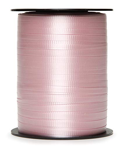 Curling Ribbon - 3/16 inch Wide - Light Pink - 500 Yards
