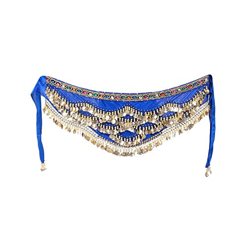 Different Image Of Folk Dance Costumes - ZooBoo Belly Dance Hip Scarf -