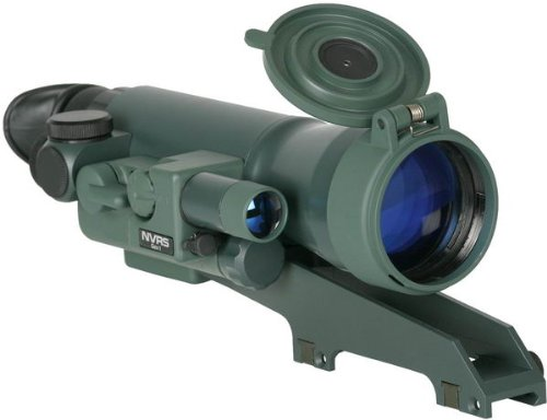 - Yukon Nvrs Titanium 2.5X50 Varmint Hunter Night Vision Riflescope