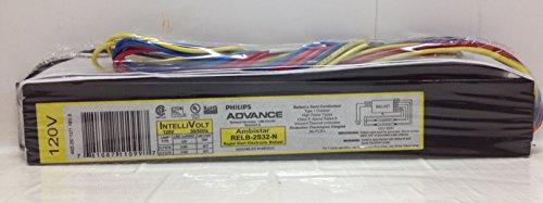 Philips Advance Ambistar RELB-2S32-N Rapid Start Electronic Ballast - Rapid Start Electronic Ballast
