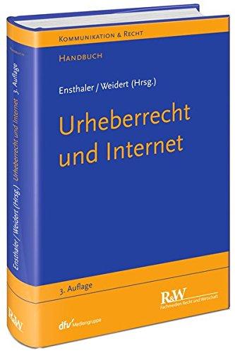 Download Urheberrecht und Internet ebook