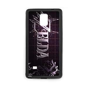 Samsung Galaxy Note 4 Cell Phone Case Black The Legend of Zelda Majora's Mask BNY_6790959