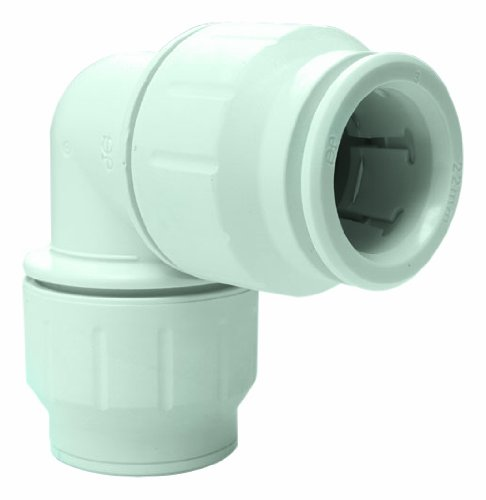 John Guest Speedfit PEI0320 1/2-Inch CTS Union Elbow, 5-Pack