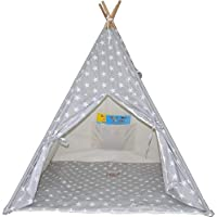 Pamuk Ahşap Oyun ve Uyku Çadırı