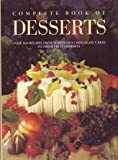 The Complete Book of Desserts, Outlet Book Company Staff, 0517033887