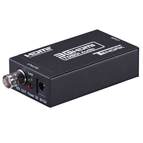 Tendak HDMI to SDI Video Converter BNC SDIHD-SDI3G-SDI Adapt