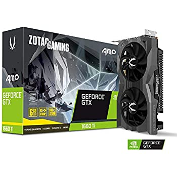 Amazon.com: ZOTAC GeForce GTX 1060 AMP Edition, ZT-P10600B ...