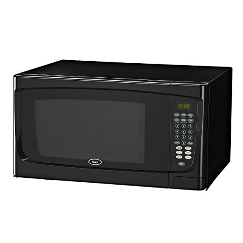 Oster 1.6 cu. Ft. 1100 Watt Digital Microwave