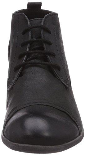 bugatti V5033PR5G - botas de cuero mujer negro - negro