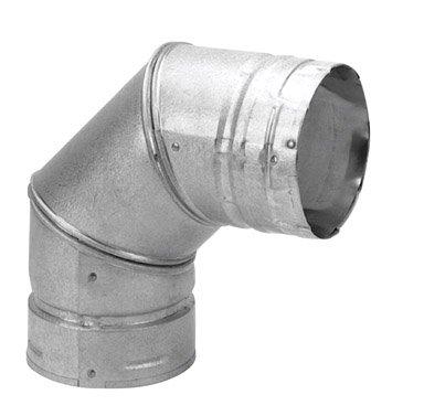 Simpson Duravent Pellet Stove Vent Elbow Insulated 3