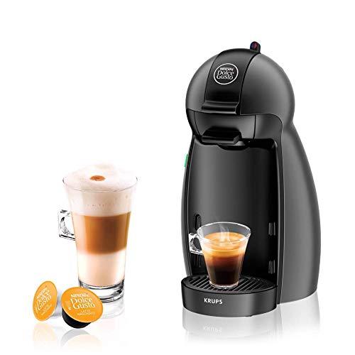 Krups Piccolo Dolce Gusto Independiente Máquina espresso 0,6 L ...